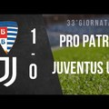 Serie C: Pro Patria - Juventus U23 1:0