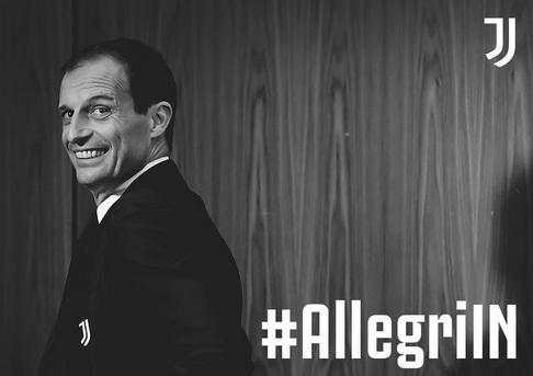 HIVATALOS: Allegri visszatért