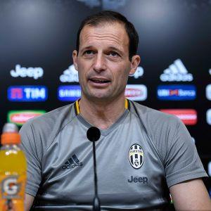"""Allegri: """"A Juventus türelmetlenül játszott"""""""
