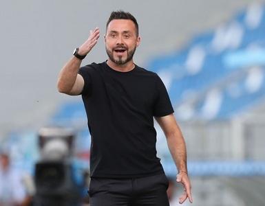 """de Zerbi: """"Locatelli ötcsillagos, bárhol bevethető játékos"""""""