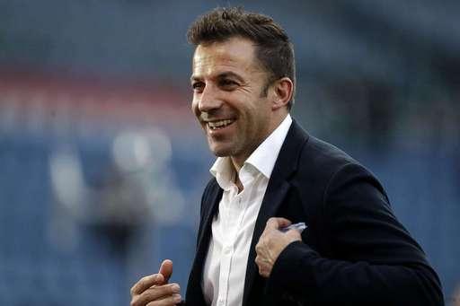 """Del Piero: """"Nem akarom, hogy a nevem miatt térjek vissza a Juvéhoz"""""""