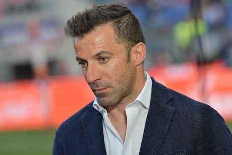 """Del Piero: """"Contének vigyáznia kellene, mert mindkét kupából kiesett"""""""