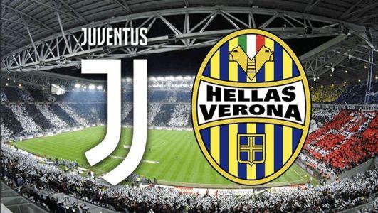 Juventus-Hellas Verona: a várható kezdőcsapatok
