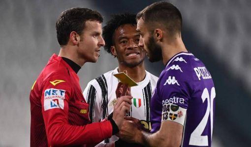 Eltiltást kaphat a Juventus-Fiorentina játékvezetője