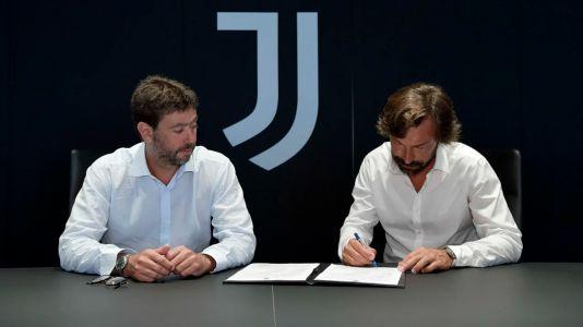 """Pirlo: """"Szívesen játszottam volna a mai Juventusban"""""""