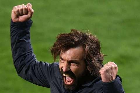 """Pirlo: """"A srácok mindig 100%-ban mögöttem álltak"""""""