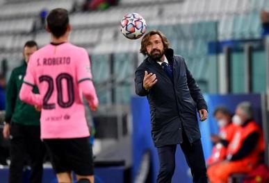 """Pirlo: """"Dolgoznunk kell, hogy felvegyük a versenyt a Barcelonával"""""""