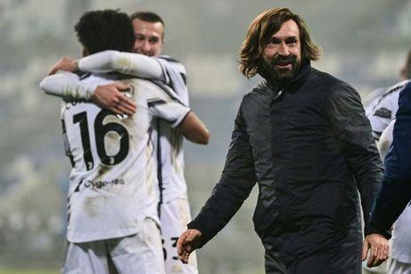 """Pirlo: """"Óriási örömöt érzek"""""""