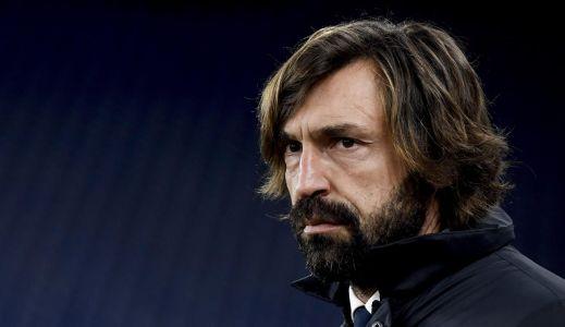 """Pirlo: """"Célunk mindenkiből a legjobbat kihozni a Juventusért"""""""