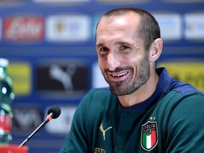 """Chiellini: """"Nem tervezek az EB-n túl"""""""