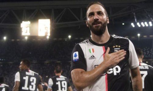 Higuaín hamarosan elhagyhatja a Juventust