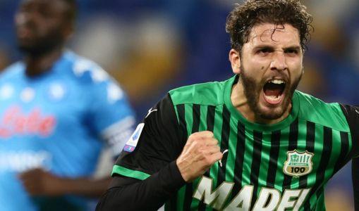 A Juventus nem tett le Locatelli szerződtetéséről