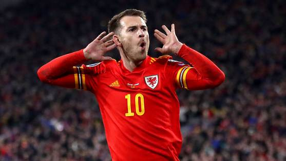 """Ramsey: """"A válogatottnál tudják, hogy hozzák ki belőlem a legjobbat"""""""