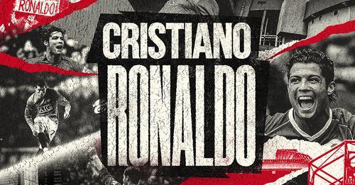 HIVATALOS: Ronaldo visszatér a Manchester Unitedhez