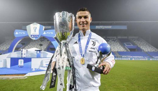 """Ronaldo: """"Ez a trófea önbizalmat adhat a csapatnak a folytatáshoz"""""""