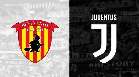 Benevento-Juventus: a várható kezdőcsapatok