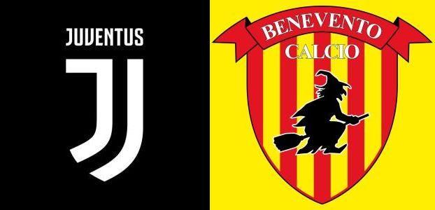 Juventus-Benevento: a várható kezdőcsapatok