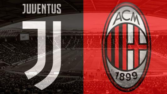 Juventus - AC Milan: a várható kezdőcsapatok