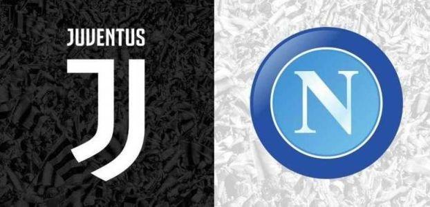 Juventus-Napoli: a várható kezdőcsapatok