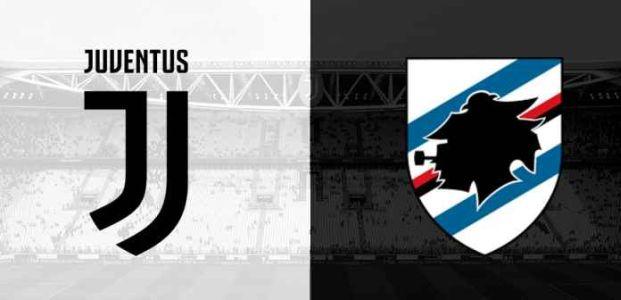 Juventus - Sampdoria: a várható kezdőcsapatok