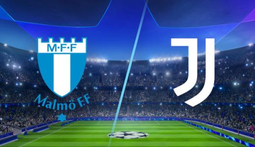 Malmö FF - Juventus: a várható kezdőcsapatok
