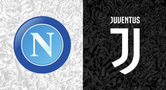 Napoli-Juventus: a várható kezdőcsapatok