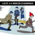 Zavar a korrupció? Legyél a K-Monitor gyakornoka!