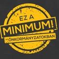 Ez a Minimum! - Eljött a rendeletalkotás ideje