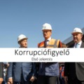 Itt az első Korrupciófigyelő jelentés!