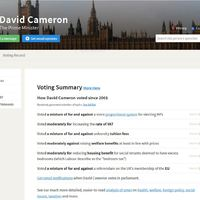 Azok az unalmas parlamenti adatok