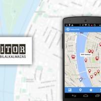 Térképen a korrupció - megjelent a K-Monitor mobiltelefonos alkalmazása