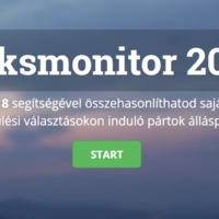 Itt a 2018-as Voksmonitor!