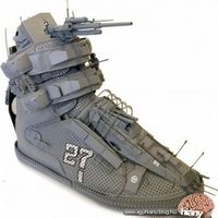 Militarys csuka