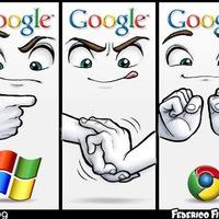 Így jöhetett létre a Chrome