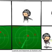 Ellenség a radaron