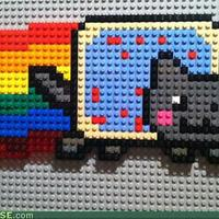 Nyan lego