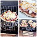 Sütöttél már grillen pizzát? Mert én igen, és isteni...