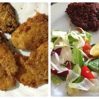 Parmezános csirke és olaszos húspogácsa, vagyis a vasárnapi ebédek egészségesebben