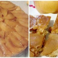 Nőnapi süti - tarte tatin, vagyis fordított almatorta