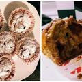Epres muffin, a gyors és praktikus finomság, akár osztálykirándulásokra is