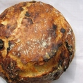 Áfonyás mandulás kenyér