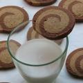 Zebracsiga keksz