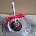 Sütinyalóka - Gesztenyés cake pops