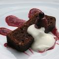 Csokoládés mogyorótorta
