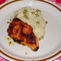 Mézes-mustáros csirke
