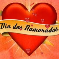 Valentin nap brazil módra