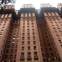 Magyarok és híresek Brazíliában: Dél-Amerika első, legmagasabb felhőkarcolója, Edificio Martinelli