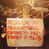 Egy túlságosan is hihető ostrom jelenet: São paulo-i tüntetések