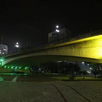 São Paulo emlékművei, ünnepi, VB díszkivilágításban