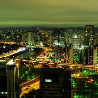 São Paulo éjszaka